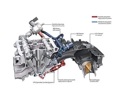پاورپوینت سیستم سوخت رسانی خودروهای انژکتوری